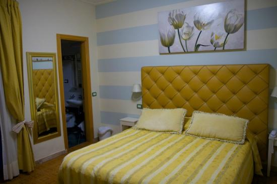Hotel Villa Steno: Room