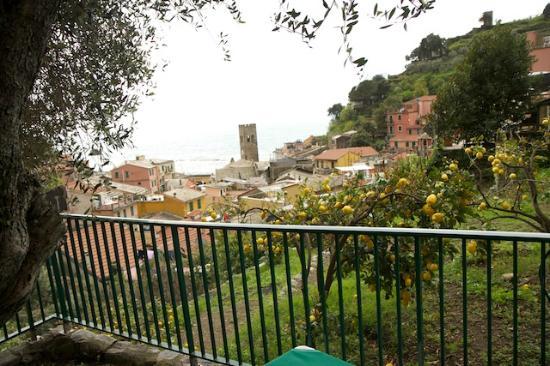 Hotel Villa Steno: View from balcony
