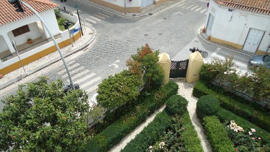 Hotel Lusitano: Vista
