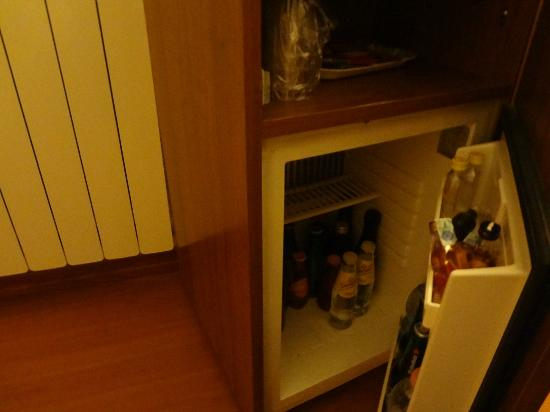 Tirreno Hotel: Minibar
