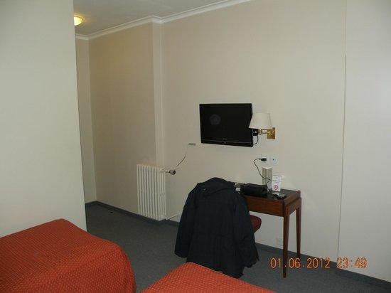 Austral Hotel & Centro de Convenciones: Habitación Austral Express