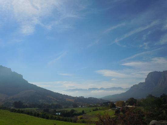 Gourmet Wine Tours: Beautiful view