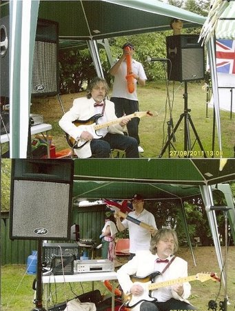 Flynns Bee Farm: live music at the Bee Farm