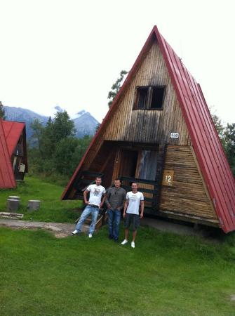 Hotel Tatranec: our cottage