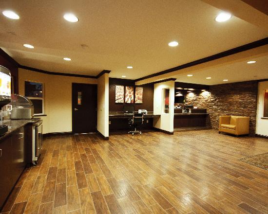 Red Roof Inn Sacramento - Elk Grove: Lobby