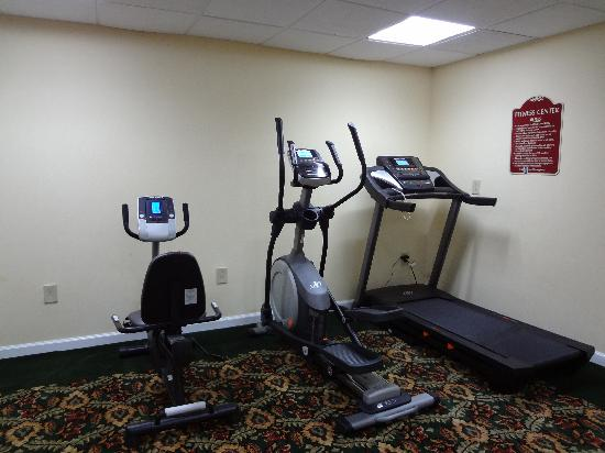 Superlodge Kingston: Fitness Center