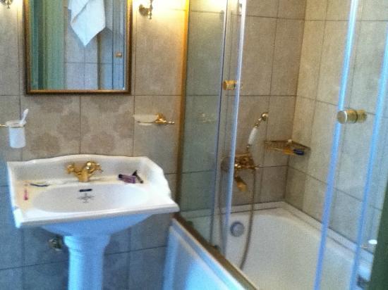 Bosphorus Palace Hotel: Amenities - Great