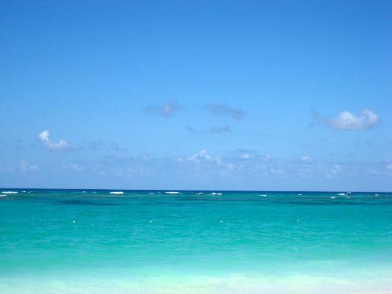 Iberostar Dominicana Hotel : Beach.