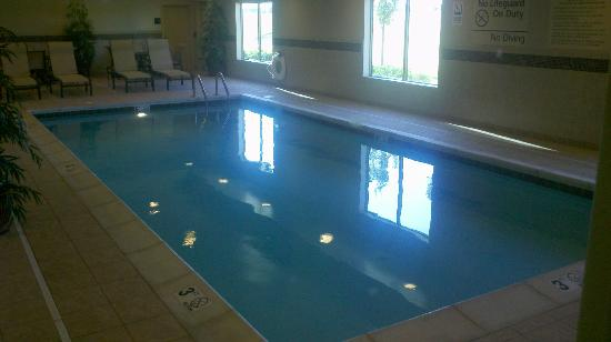 Hampton Inn & Suites Wichita-Northeast : Swimming Pool