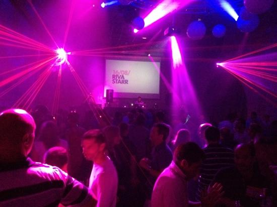 Culture Club Revelin: second room