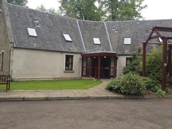 Edinburgh Lodges: Lodge