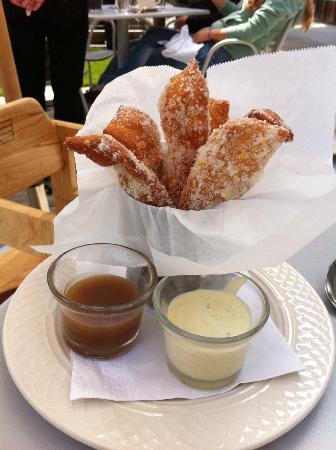"""Terrapin Crossroads : """"donuts"""" Yum!"""