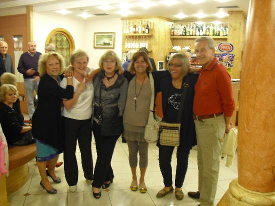 Hotel Angelo: alcuni amici