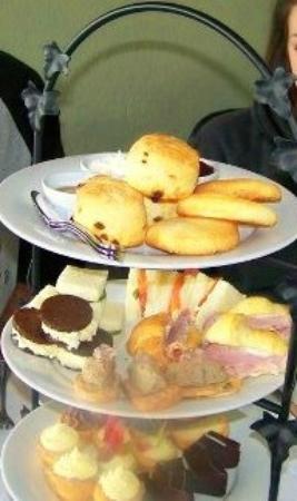 Pendray Tea House: Afternoon tea