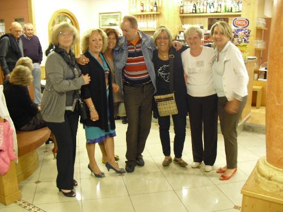Hotel Angelo: io e con alcune amiche