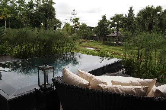 Veranda High Resort Chiang Mai - MGallery Collection : very nice balcony with private pool