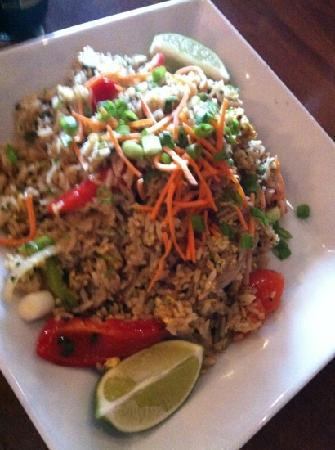 Pan Asia: Fried Rice