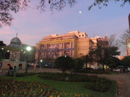 Centro Cultural Banco do Brasil Belo Horizonte: CCBB BH em restauração