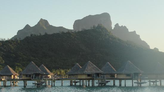 InterContinental Bora Bora Le Moana Resort: View from our deck