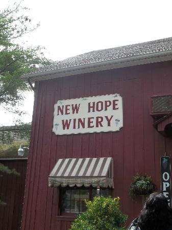 Tastings and Tours: Bucks County: New Hope Winery