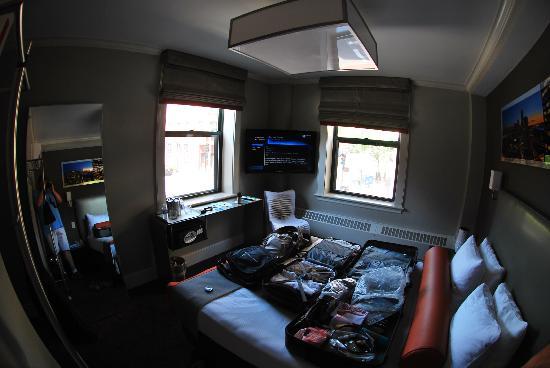 Chandler Inn: Habitacion