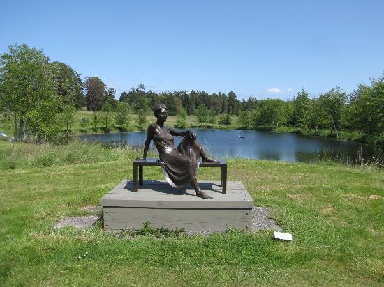 San Juan Island, WA: Sculpture Park