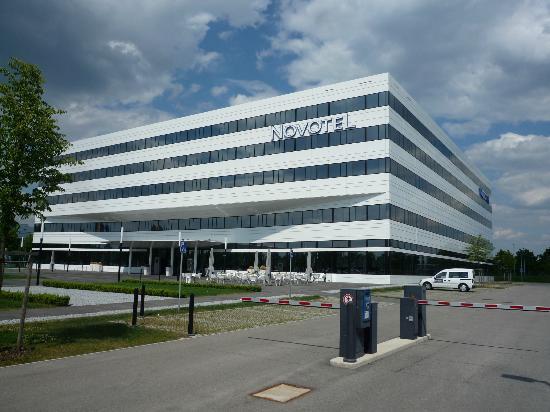 Novotel Muenchen Airport: Novotel
