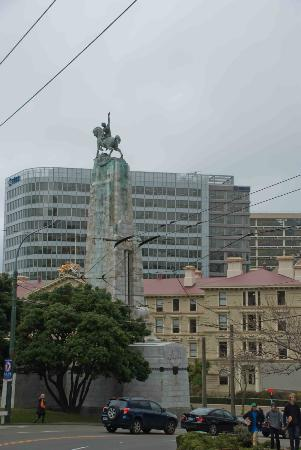 The Wellington Cenotaph