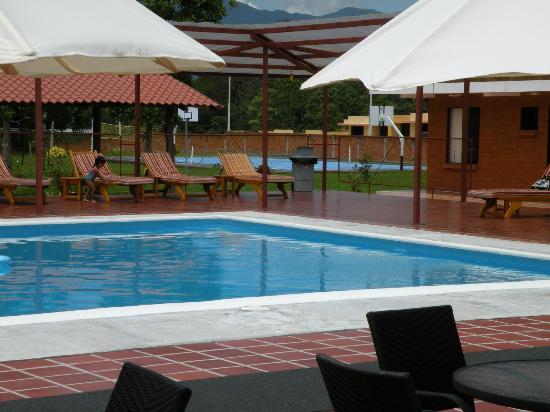 Hosteria Farallon : relax