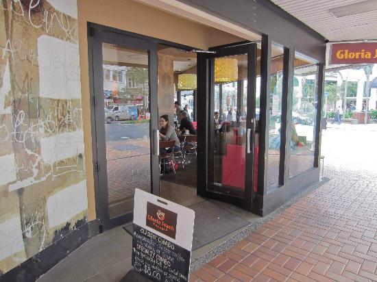 Gloria Jeans Lambton Quay Wellington: Main entrance