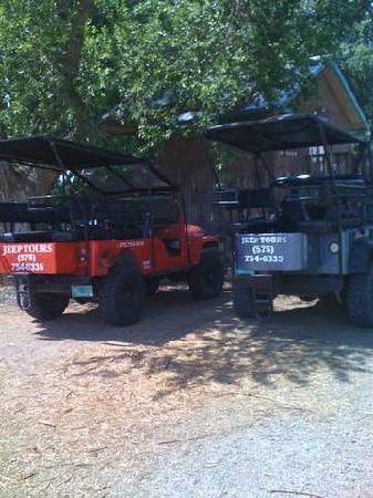 Taos Jeep Tours day tours