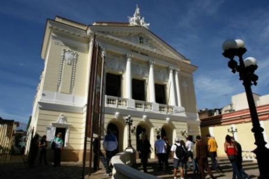 Teatro Municipal de São João del-Rei