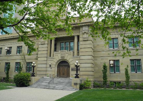 Calgary Court House No. 2