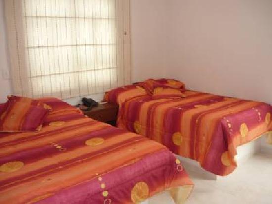Hotel San Julian: Twin