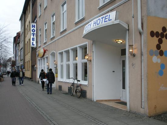 IntercityHotel Bremen: 外
