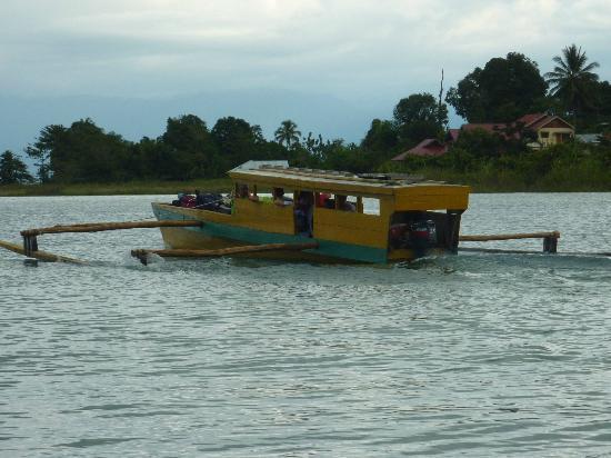 Sulawesi, Indonesia: Transport