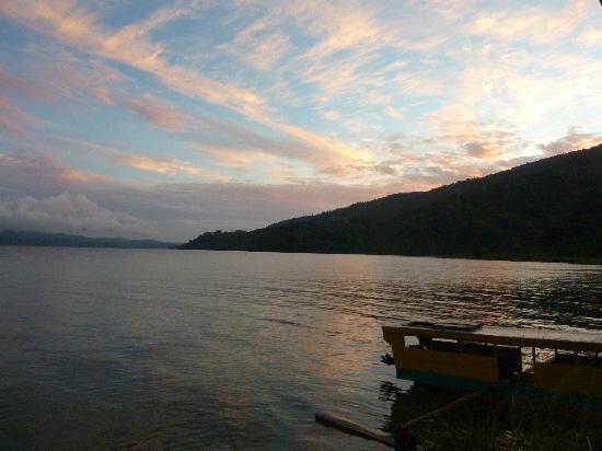 Sulawesi, Indonesia: Sunset