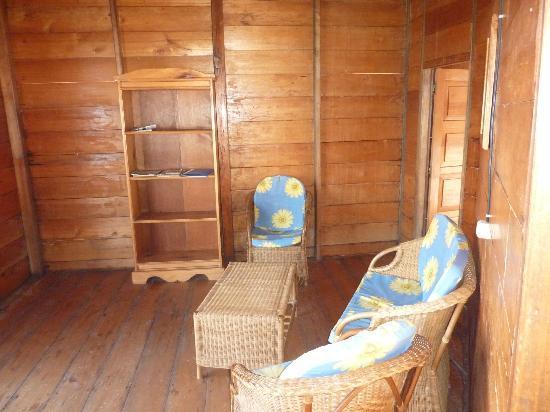 Tando Bone Resort: Lounge