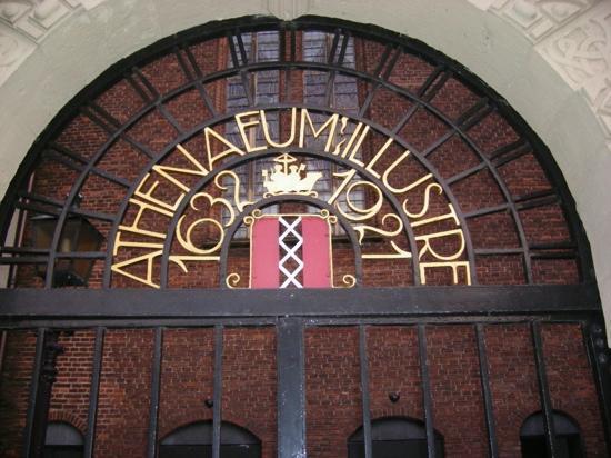 阿姆斯特丹大学前身