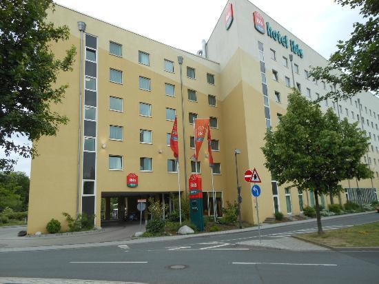 Ibis Frankfurt City Messe Hotel