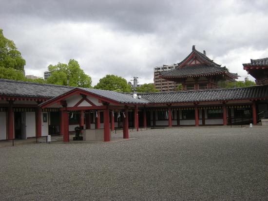 四天王寺の写真その3