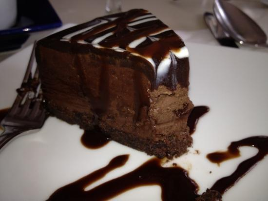 Caffe San Marco: House special- all chocolate cake. yum!