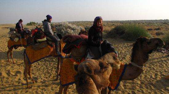 Damodra Desert Safaris Day Tours
