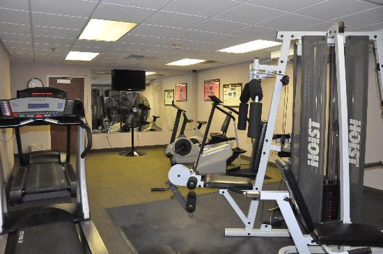 Best Western Caldwell Inn : Fitness Room
