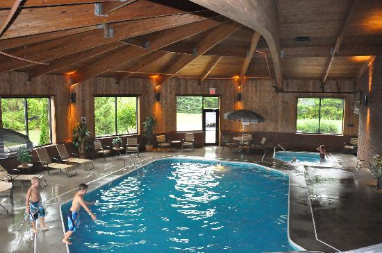 BEST WESTERN PLUS Caldwell Inn: Indoor Pool