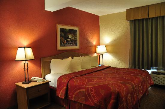 Best Western Caldwell Inn : King Room