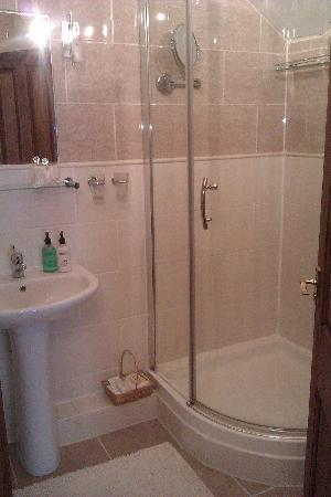 The Post House: Shower