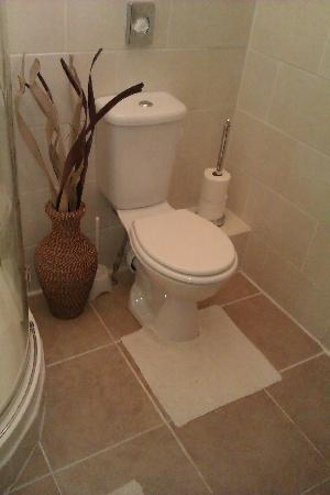 The Post House: Toilet