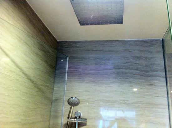Gran Melia Jakarta: shower options