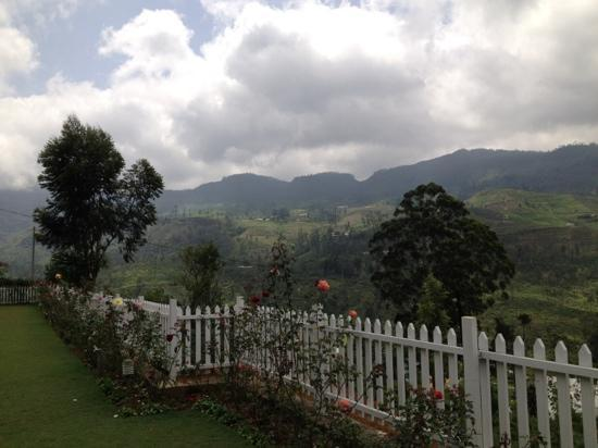 Langdale by Amaya : view from the garden